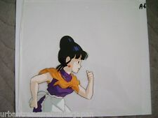 DRAGONBALL Z CHI CHI ANIME PRODUCTION CEL AND DOUGA SKETCH