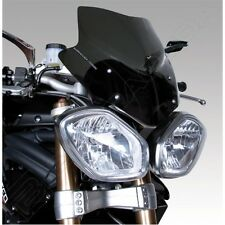 BARRACUDA CUPOLINO FUME AEROSPORT TRIUMPH STREET TRIPLE R 2012 SMOKED SCREEN