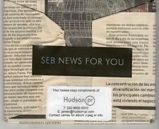 (GR64) SEB, News For You - DJ CD