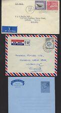 Aden 1953 GB Petit Daté Cancel Mètre Sur Queen Elizabeth Édition
