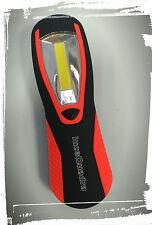 Torcia ad alta luminosità 200Lumen con gancio e magnete-CFG EL028 Batterie incl.