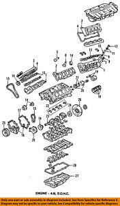 GM OEM-Engine Piston 89017429
