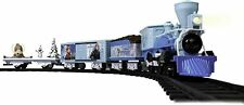 Lionel Disney's Frozen Battery-Powered Model Train Set Ready to Play 7-11940