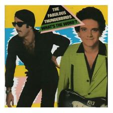 THE FABULOUS THUNDERBIRDS - What's The Word CD 00 Kim Wilson Jimmie Vaughan