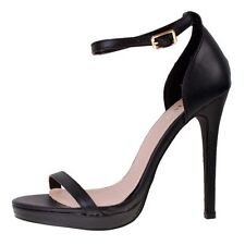 """3-4.5"""" High Heel Strappy and Ankle Strap Shoes for Women"""