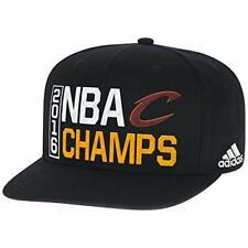 Cleveland Cavaliers adidas 2016 NBA Champions Locker Room Snapback Cap Hat
