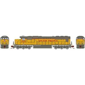 Athearn # 7336 SD70, Union Pacific # 2219 N Scale MIB