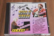 Various - Giants Of Jazz & Blues (CD) (Flash – 8304-2)