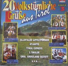 20 VOLKSTUMLICHE GRUSSE AUS TIROL - FOLGE 3 - CD