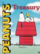 Peanuts Treasury by Charles M. Schulz Paperback, New Book