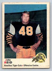 1970 O-Pee-Chee CFL #22 John Reid (ref 172983)