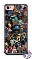Halloween Horror Movie Poster Collage Phone Case For iPhone Samsung LG Google