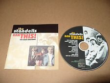The Standells Ban This! Live From Cavestomp 13 track cd 2000