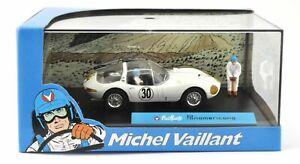 Michel Vaillant -Voiture de collection neuve-Panamerica-Métal injecté-En vitrine