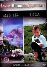 Family Outdoor Adventures - The Last Great Ride- Little Heroes, DVD's Movies