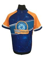 PRIMAL Elephant Rock Cycling Festival USA Jersey Shirt Short Sleeve Men's L