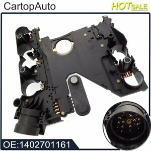 Transmission Conductor Plate+Connector +Filter+Gasket For Mercedes Benz C230