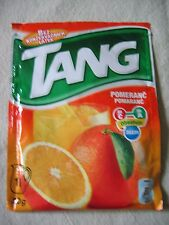 2000 TANG 30 G Czech Republic Sealed Drink Package