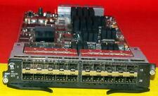 Brocade Foundry NetIron NI-XMR-1Gx20-SFP 20 Port Gigabit SFP Module 4xAvailable
