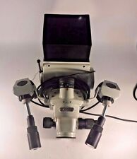 Vision Engineering TS-2 Stereo Dynascope With 2 Light Power Supplies, (No Base)