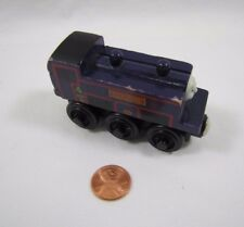 THOMAS & FRIENDS Wooden Railway CULDEE TRAIN ENGINE 2 Double Face 2003 Tank Rare