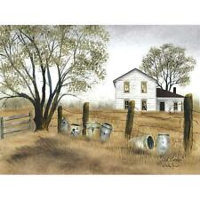 Billy Jacobs Old Crocks Country Farm  Art Print 16 x 12