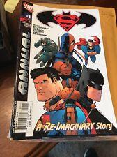 Superman / Batman Comic Book Lot 1-81 Missing 5 Books
