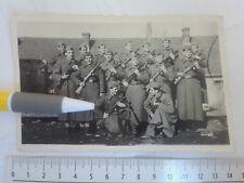 1955 YUGOSLAVIA ARMY JNA PHOTO PICTURE PPSH-41 SHPAGIN MACHINE GUN MILITARY