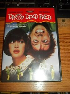 1991 Drop Dead Fred DVD  Phoebe Cates Rik Mayall