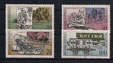 DDR - Briefmarken - 1990 - Mi. Nr. 3354-3357 - Postfrisch