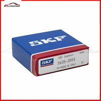 """1 PCS SKF 1635 2RS Rubber Seal Ball Bearing Made in Italy 1-3/4x 3/4"""" bore x1/2"""""""