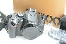Nikon D5100 16,2MP DSLR Kamera, nur Body, Auslösungen 20122