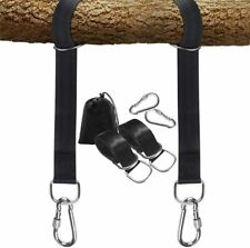 Tree Swing Straps Hanging Kit Fast & Easy Way to Hang Any Swing – Outdoor Swing