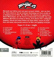 MIRACULOUS - MIRACULOUS-STAFFEL 1.2,FOLGE 14-26-HSP STAFFELBOX   MP3 CD NEU