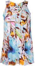Maglie e camicie da donna bianchi floreale Taglia 44