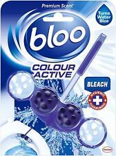 Vêtements Couleur Active WC Rim Block Bleach avec anti-calcaire, nettoyage de mo...