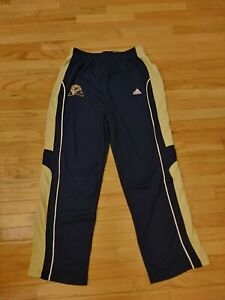 Levance Fields Pitt Panthers NCAA Adidas 2006-07 Game Worn Warm Up Pants