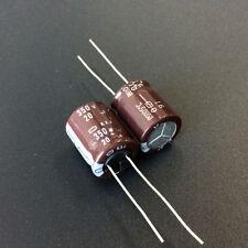 10pcs 350V 20uF 350V NCC Nippon KXJ 12.5x15mm Downsized Long Life Capacitor