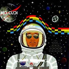 Hot Kid Cudi Rap Singer Star Art Wall Poster 24X24 Inch 002