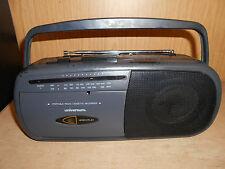 universum CTR1032 Radiorecorder Bastlergerät  (Radio ok!!!) (Tapedeck defekt!)