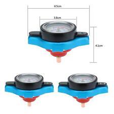 Thermostatic Radiator Cap Cover Water Temperature Gauge 0.9/1.1/1.3BAR LS D5U9
