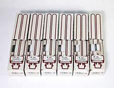 Lot of 6 GE Biax D/E F18DBX/SPX41/4P 18 Watt Compact Fluorescent Light Bulb  I7