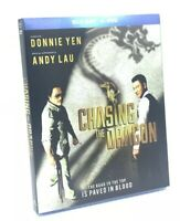 Chasing the Dragon [2018] Blu-ray+DVD with Slipcover  [Cantonese/English]