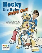 Rocky the Robot Helps Out by Lucinda Cotter (Paperback, 2017)