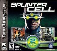 Tom Clancy's Splinter Cell: Pandora Tomorrow (PC, 2004) 23