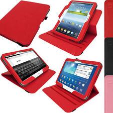 """Custodie e copritastiera rossi per tablet ed eBook Dimensioni compatibili 10.1"""""""