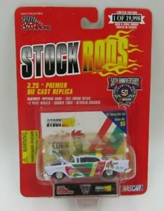 Racing Champions Stock Rods Corn Flakes '57 Chevy Bel Air #5 1:64 Scale NASCAR
