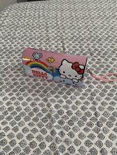 Hello Kitty Collectible Lunch Box Dome Top Tin Box Co