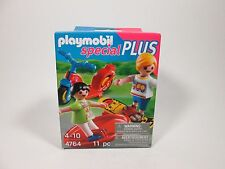 2013 Playmobil 4764 Special Plus Playground Kids Boy & Girl NEW In Sealed Box