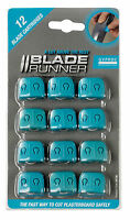 BladeRunner Replacement Blade Cartridges 12 Pack